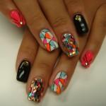 幾何学系nailのサムネイル