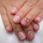 ピンク透けマーブルのサムネイル