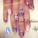 Tropical nailのサムネイル